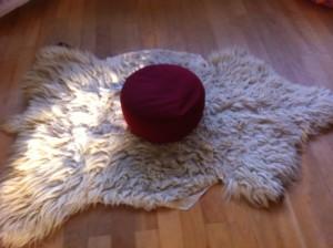 meditatiekussen 1